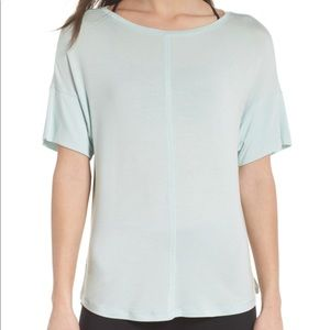 NEW Zella top mint green oversized XS could be S